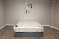 Queen Double Pillowtop Mattress (Orthopedic) in Houston, Texas