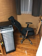 filing cabinet/ office chair in Okinawa, Japan