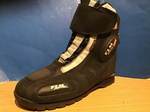 FLM Polo Motorcycle Boots size 45 in Ramstein, Germany