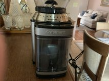 Cuisinart Coffee Grinder in Warner Robins, Georgia