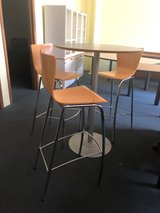High Table with 3 Chairs (set) in Oswego, Illinois