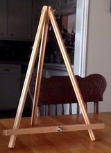 Tabletop Display Easel in The Woodlands, Texas