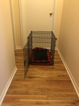 Small dog crate in Westmont, Illinois