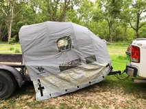 Frogi truck tent in Fort Leonard Wood, Missouri