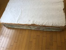 queen size box spring in Okinawa, Japan