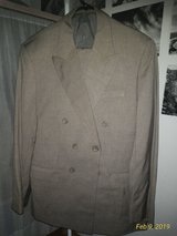 Mens Suit Jacket and Matching Pants in Ramstein, Germany