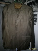 LIKE NEW! Men's 2pc. Suit with Pants and Coat in Ramstein, Germany