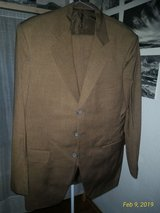 Like New Men's Complete Suit in Ramstein, Germany