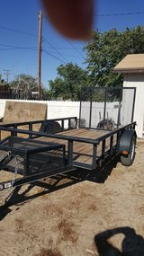 5 .6 by 10 utility trailer in 29 Palms, California