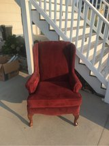 Ashley Furniture Wing back chair in Camp Lejeune, North Carolina