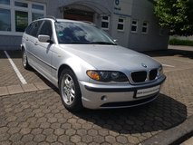 2002 Automatic BMW 320i 6 cylinder  170 h.p * New inspction * Station wagon* A/C*PDC* XENION in Ramstein, Germany