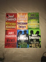Janet Evanovich Books in Conroe, Texas