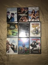 Movie DVDs in Conroe, Texas