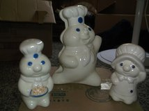 pillsbury doughboy table set in Alamogordo, New Mexico