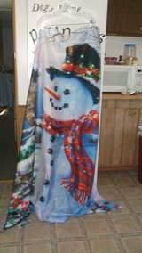snowman christmas shower curtain in Alamogordo, New Mexico