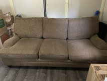 Over sized couch in Fort Belvoir, Virginia