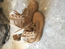 Women's military boots in Alamogordo, New Mexico