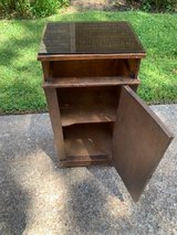 Small Wooden Cabinet in Kingwood, Texas