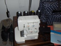Janome Serger Differential feed 4 thread model 134D in Kingwood, Texas