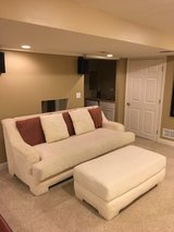 Sofa, Love seat & Ottoman in Chicago, Illinois