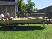14' Fisher Marine Deepside Boat in Macon, Georgia