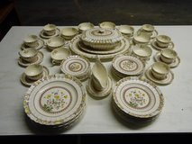 Set of vintage Spode Buttercup china (Very valuable pieces) in Fort Leonard Wood, Missouri