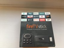 Amazon fire stick in Lakenheath, UK