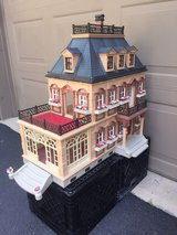 Vintage Playmobil Victorian Doll House 5300 in Westmont, Illinois