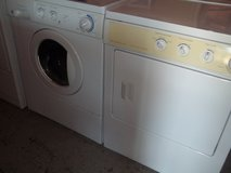 Frigidaire Front Load Washer and Matching Dryer in Fort Riley, Kansas