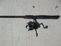 Shakespeare Fishing Rod + Reel Combo in Chicago, Illinois