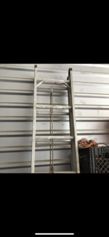 20 ft Aluminum Ladder Great Shape - $40 in The Woodlands, Texas