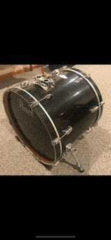 Bass Drum in Chicago, Illinois