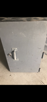Commercial / Heavy Duty d Cabinet w/ Locking/Sliding Trays -$35 OBO in The Woodlands, Texas