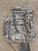ACU Backpack in Fort Lewis, Washington