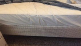 2 twin mattresses and 2 twin box springs in Alamogordo, New Mexico