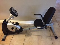 Schwinn Recumbent Exercise Bicycle in Kingwood, Texas