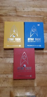 Original Star Trek Series DVD set in Okinawa, Japan