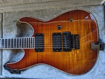 ESP E-ii M-ii Cherry Amber Sunburst in Ramstein, Germany