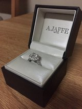 A. JAFFE CLASSICS ENGAGEMENT RING MES691-246 in Okinawa, Japan