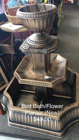 Bird Feeder/Floer Planter (New) in Fort Leonard Wood, Missouri