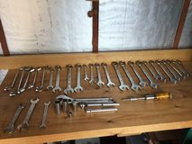 Spanners in Lakenheath, UK