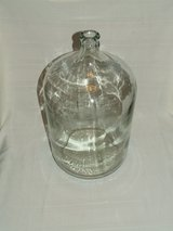 Carboy Giant Glass Bottle ~ 6 Gallon ~ Clear in Glendale Heights, Illinois