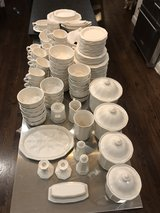 Pfaltzgraff  Heritage 122+ pc dishes cups servers in Westmont, Illinois
