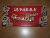 NEW (Sealed) Scrabble Game (Made in USA) in Wiesbaden, GE