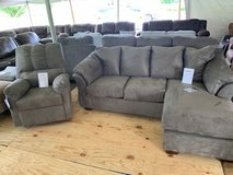 Sectional Added to tent w/recliner available to match for $179.99 added in Fort Campbell, Kentucky