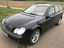 Mercedes C180 station wagon automatic xenon ac leather new inspection free delivery in Grafenwoehr, GE