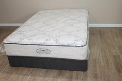 "Juego de Colchon Full + Caja "" Beautyrest Beginnings"" in Houston, Texas"