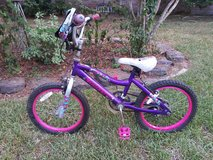 "18"" girls bike bicycle in Kingwood, Texas"