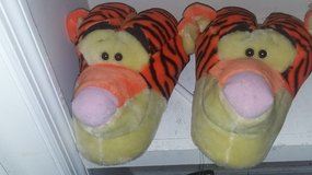 Tigger slippers in Moody AFB, Georgia