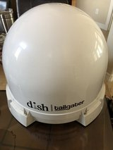 Dish Tailgater portable satellite in Conroe, Texas